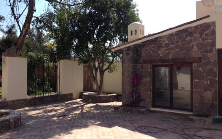 Foto de casa en venta en  1, villa de los frailes, san miguel de allende, guanajuato, 690897 No. 14