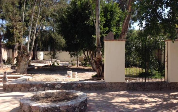 Foto de casa en venta en  1, villa de los frailes, san miguel de allende, guanajuato, 690897 No. 15