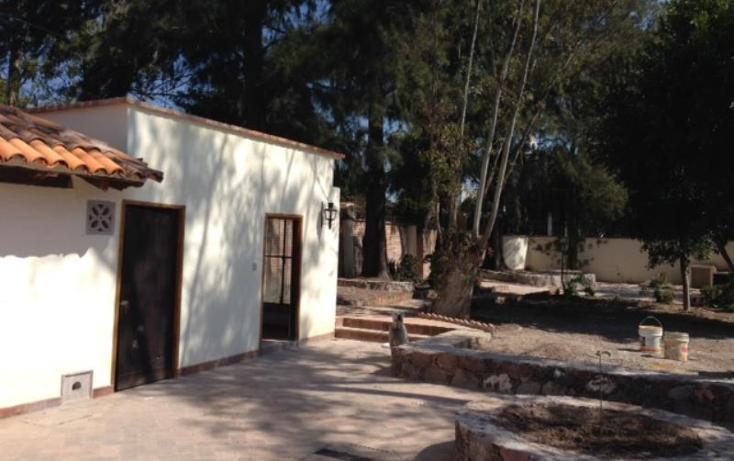 Foto de casa en venta en  1, villa de los frailes, san miguel de allende, guanajuato, 690897 No. 20