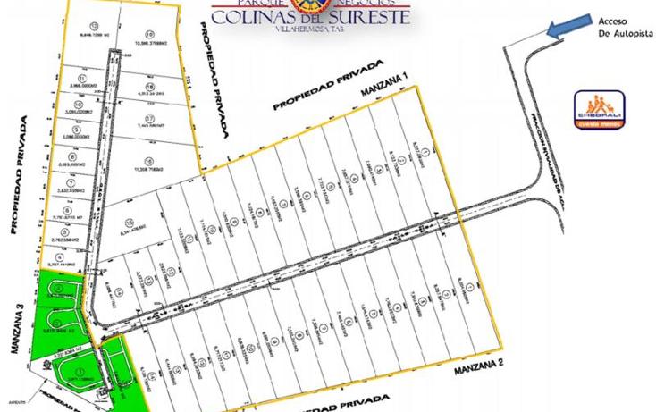 Foto de terreno industrial en venta en  1, villahermosa centro, centro, tabasco, 463625 No. 01