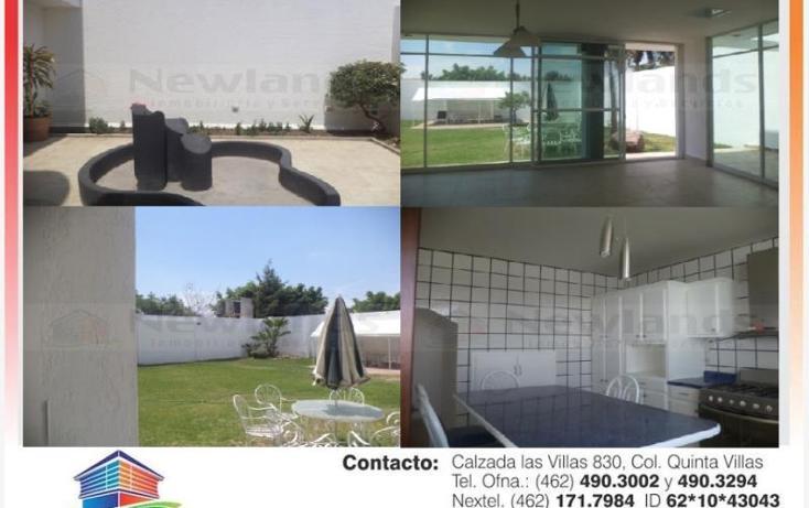 Foto de casa en venta en  1, villas de irapuato, irapuato, guanajuato, 1666624 No. 02