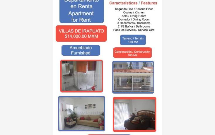 Foto de departamento en renta en  1, villas de irapuato, irapuato, guanajuato, 1818810 No. 01