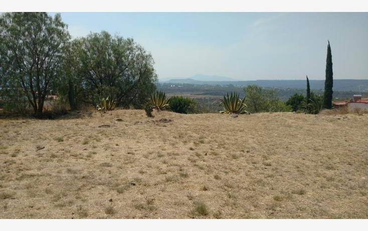 Foto de terreno habitacional en venta en  1, villas de la corregidora, corregidora, querétaro, 1979860 No. 03