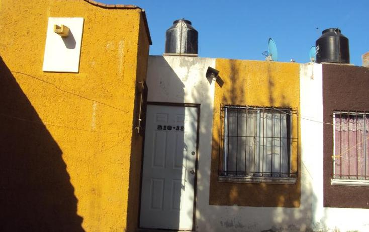 Foto de casa en venta en  1, villas de san felipe, san francisco de los romo, aguascalientes, 2819310 No. 08