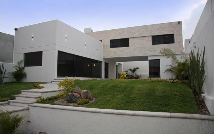 Foto de casa en venta en  1, villas del lago, cuernavaca, morelos, 1804704 No. 02