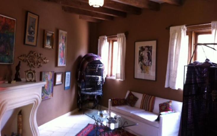 Foto de casa en venta en  1, villas del parque, san miguel de allende, guanajuato, 699201 No. 20