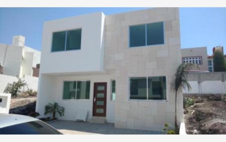 Foto de casa en venta en  1, villas del refugio, quer?taro, quer?taro, 1847256 No. 01