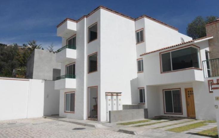 Foto de departamento en venta en avenida del río 1, villas la cañada, el marqués, querétaro, 1669036 No. 01