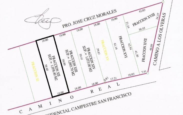 Foto de terreno comercial en venta en  1, vista, querétaro, querétaro, 1381377 No. 02