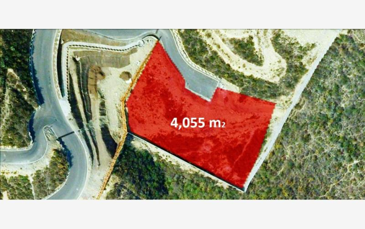 Foto de terreno habitacional en venta en  1, vista real, san pedro garza garc?a, nuevo le?n, 1643306 No. 04