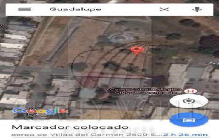 Foto de terreno habitacional en venta en 1, vivienda popular, guadalupe, nuevo león, 1756362 no 02