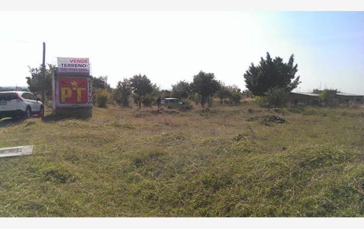 Foto de terreno habitacional en venta en el mercillero 1, xalpa, yecapixtla, morelos, 1573886 No. 02