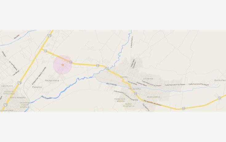 Foto de terreno habitacional en venta en el mercillero 1, xalpa, yecapixtla, morelos, 1573886 No. 05