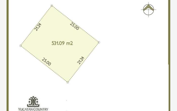 Foto de terreno habitacional en venta en  1, yucatan, m?rida, yucat?n, 1999068 No. 01