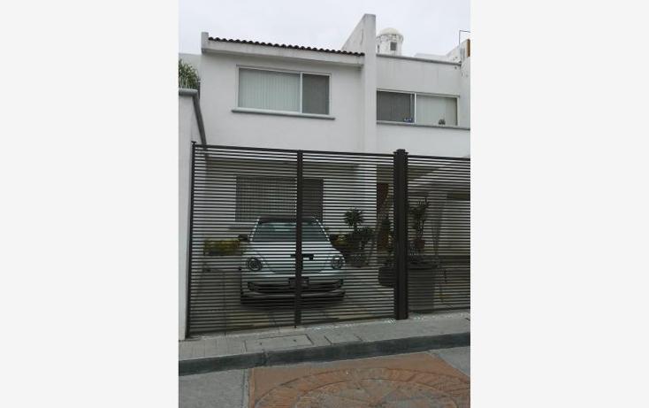 Foto de casa en venta en  1, zona este milenio iii, el marqués, querétaro, 1630310 No. 01
