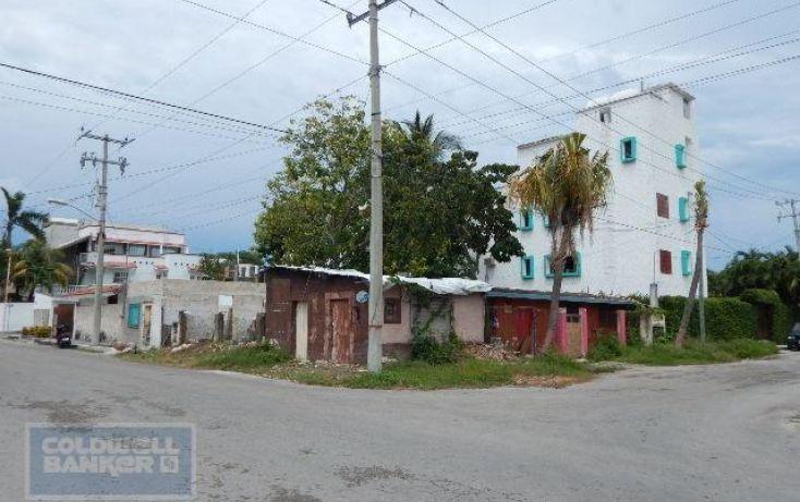 Foto de terreno habitacional en venta en 10 av sur esquina con 23 av, andrés q roo, cozumel, quintana roo, 1707164 no 01