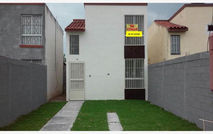 Foto de casa en venta en  10, campestre i, reynosa, tamaulipas, 1983558 No. 01