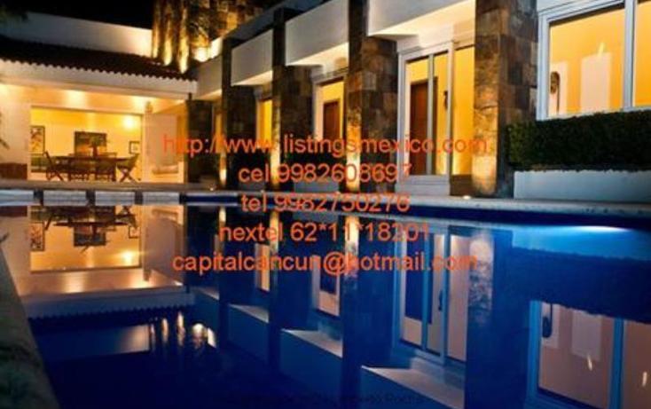 Foto de casa en venta en  10, cancún centro, benito juárez, quintana roo, 445761 No. 01