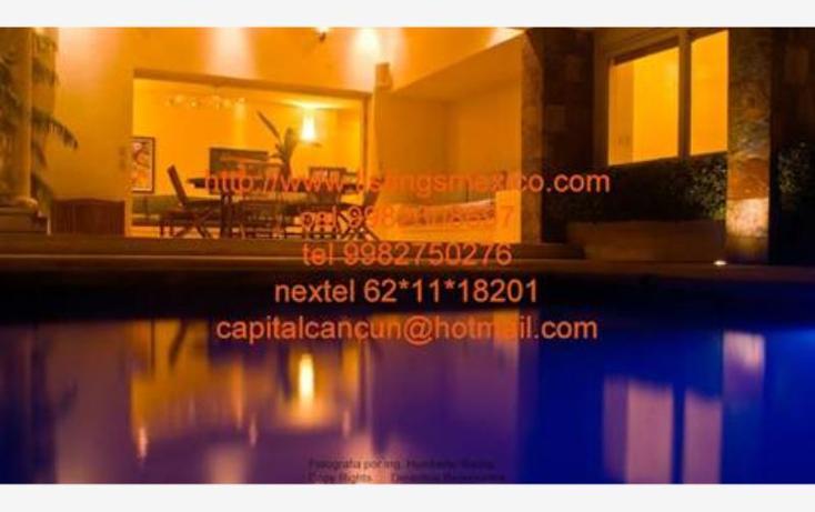 Foto de casa en venta en  10, cancún centro, benito juárez, quintana roo, 445761 No. 02