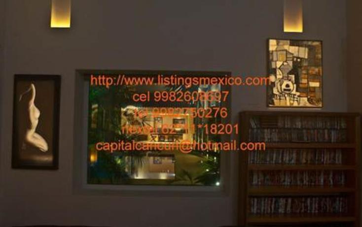 Foto de casa en venta en  10, cancún centro, benito juárez, quintana roo, 445761 No. 06