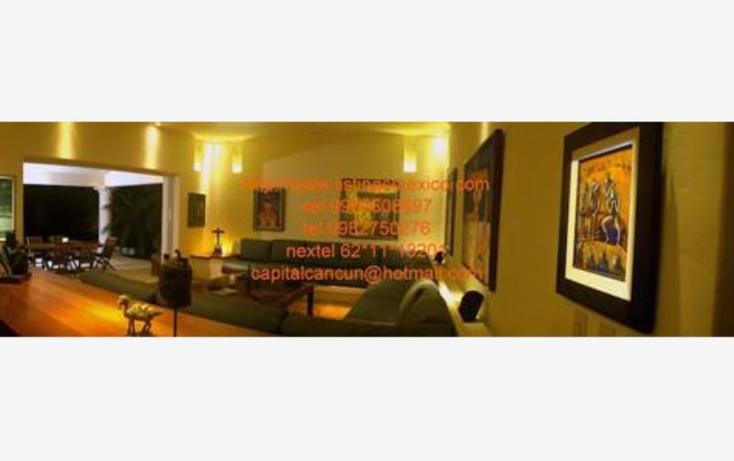 Foto de casa en venta en  10, cancún centro, benito juárez, quintana roo, 445761 No. 08
