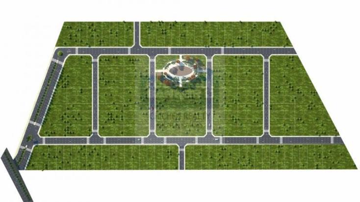Foto de terreno habitacional en venta en  , cholul, mérida, yucatán, 1754828 No. 08