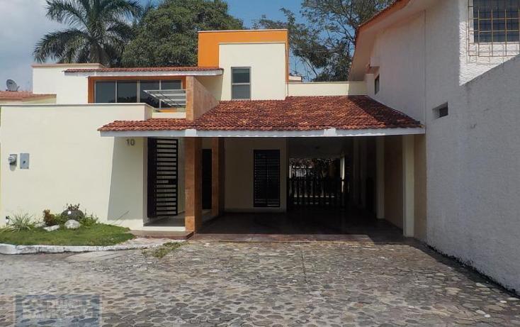 Foto de casa en renta en  10, club campestre, centro, tabasco, 1675068 No. 01