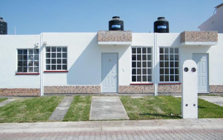 Foto de casa en venta en  , 10 de abril, ayala, morelos, 394709 No. 01