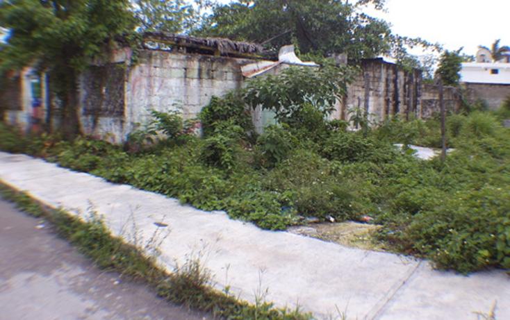 Foto de terreno comercial en venta en  , 10 de abril, cozumel, quintana roo, 1052003 No. 01