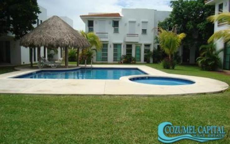 Foto de casa en venta en el alamo calle 4 norte esquina con 40 avenida #, 10 de abril, cozumel, quintana roo, 1469075 No. 01