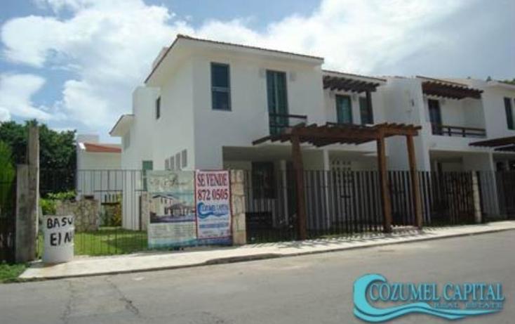 Foto de casa en venta en el alamo calle 4 norte esquina con 40 avenida #, 10 de abril, cozumel, quintana roo, 1469075 No. 02