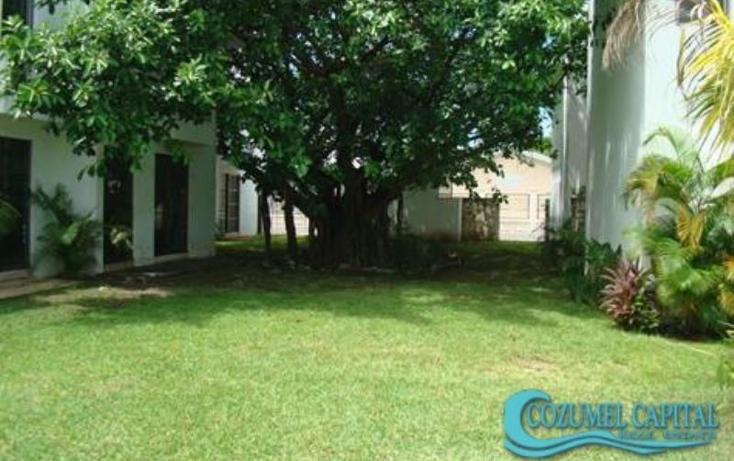 Foto de casa en venta en el alamo calle 4 norte esquina con 40 avenida #, 10 de abril, cozumel, quintana roo, 1469075 No. 04