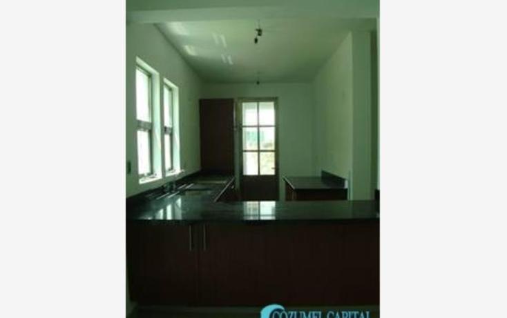 Foto de casa en venta en el alamo calle 4 norte esquina con 40 avenida #, 10 de abril, cozumel, quintana roo, 1469075 No. 06