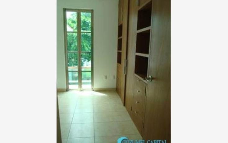 Foto de casa en venta en el alamo calle 4 norte esquina con 40 avenida #, 10 de abril, cozumel, quintana roo, 1469075 No. 09