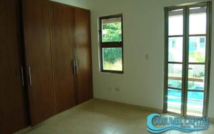 Foto de casa en venta en el alamo calle 4 norte esquina con 40 avenida #, 10 de abril, cozumel, quintana roo, 1469075 No. 11