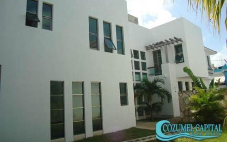 Foto de casa en venta en el alamo calle 4 norte esquina con 40 avenida #, 10 de abril, cozumel, quintana roo, 1469075 No. 13