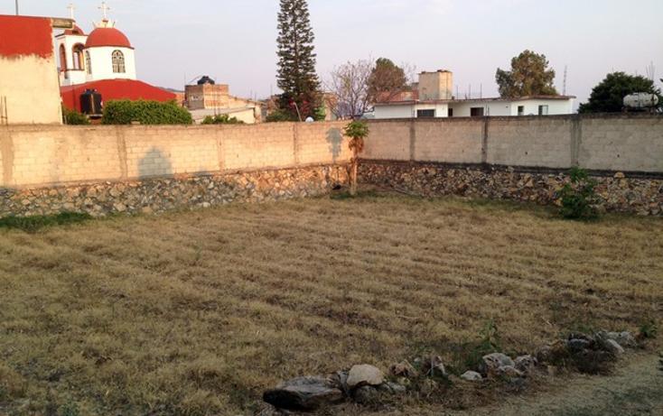 Foto de terreno habitacional en venta en  , 10 de agosto, ixtapan de la sal, méxico, 1300839 No. 02
