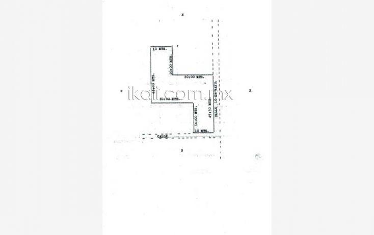 Foto de terreno habitacional en venta en 10 de mayo 1, túxpam vivah, tuxpan, veracruz, 1685636 no 12