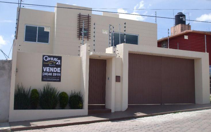 Foto de casa en venta en 10 de mayo 6, san francisco yancuitlalpan, huamantla, tlaxcala, 1713946 no 01