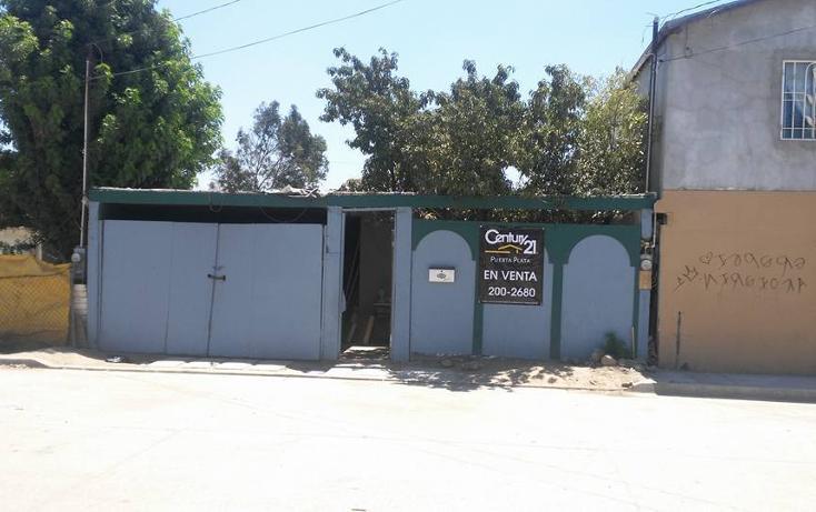 Foto de casa en venta en  , 10 de mayo, tijuana, baja california, 2044965 No. 01