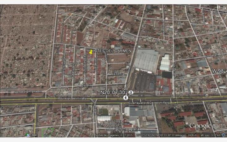 Foto de terreno habitacional en venta en del carmen 10, el carmen, pachuca de soto, hidalgo, 2698849 No. 02