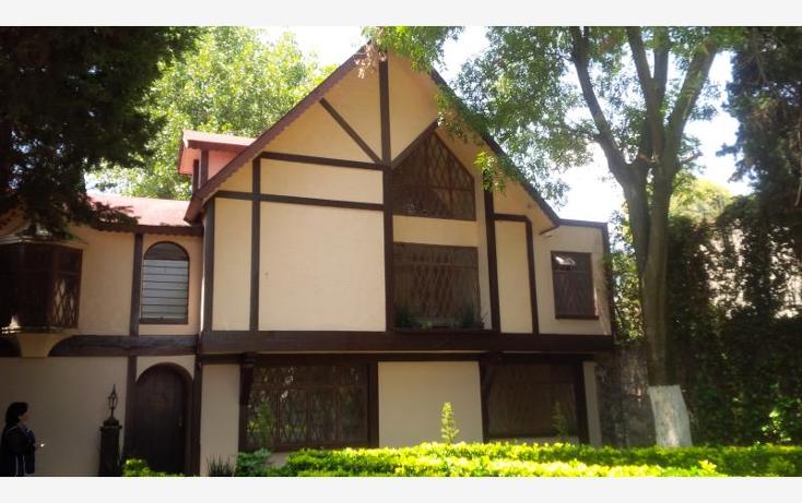 Foto de casa en venta en  10, el toro, la magdalena contreras, distrito federal, 1818828 No. 01