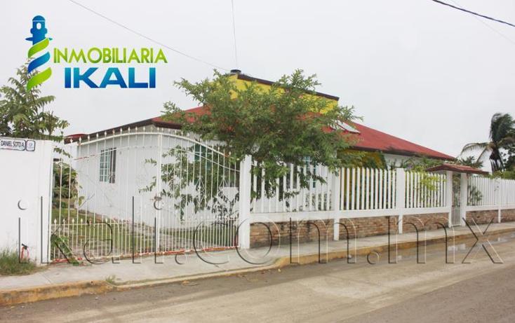 Foto de casa en venta en  10, fecapomex, tuxpan, veracruz de ignacio de la llave, 698685 No. 01