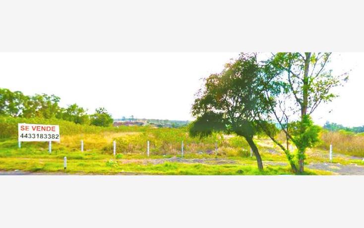 Foto de terreno habitacional en venta en  10, francisco villa, tarímbaro, michoacán de ocampo, 1904772 No. 02