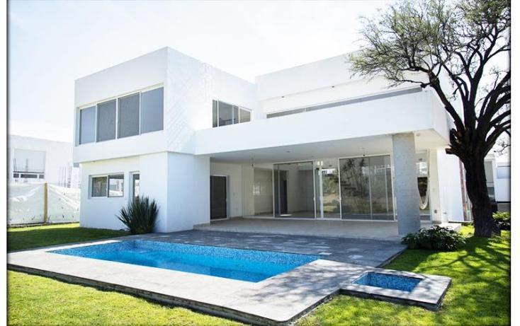 Foto de casa en venta en  10, jurica, querétaro, querétaro, 2656174 No. 01