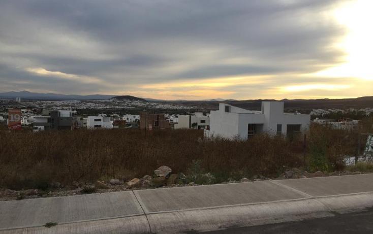 Foto de terreno habitacional en venta en  10, juriquilla, querétaro, querétaro, 1660460 No. 01