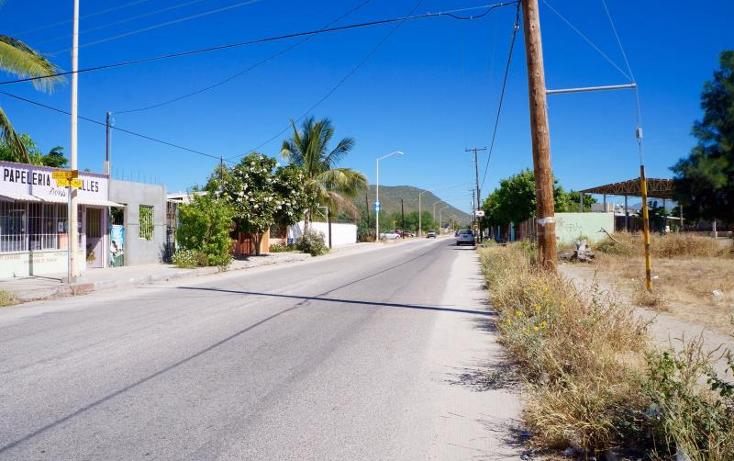 Foto de terreno habitacional en venta en  10, la fuente, la paz, baja california sur, 1487123 No. 06