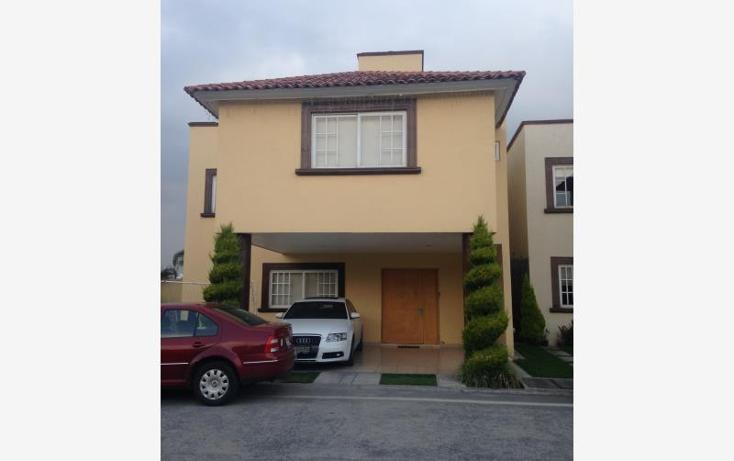 Foto de casa en venta en  10, la providencia, metepec, m?xico, 594461 No. 01