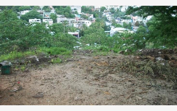 Foto de terreno habitacional en venta en tesoro 10, las playas, acapulco de juárez, guerrero, 388129 No. 01