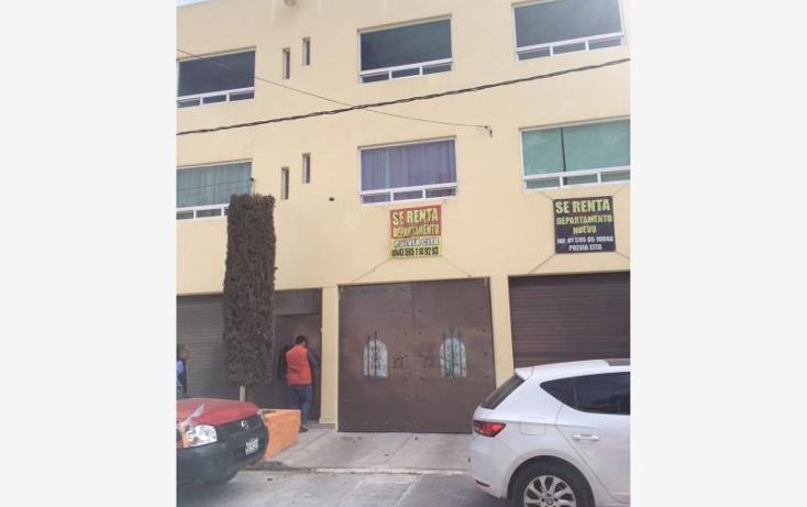 Foto de departamento en renta en  10, lomas de san esteban, texcoco, m?xico, 1622120 No. 01